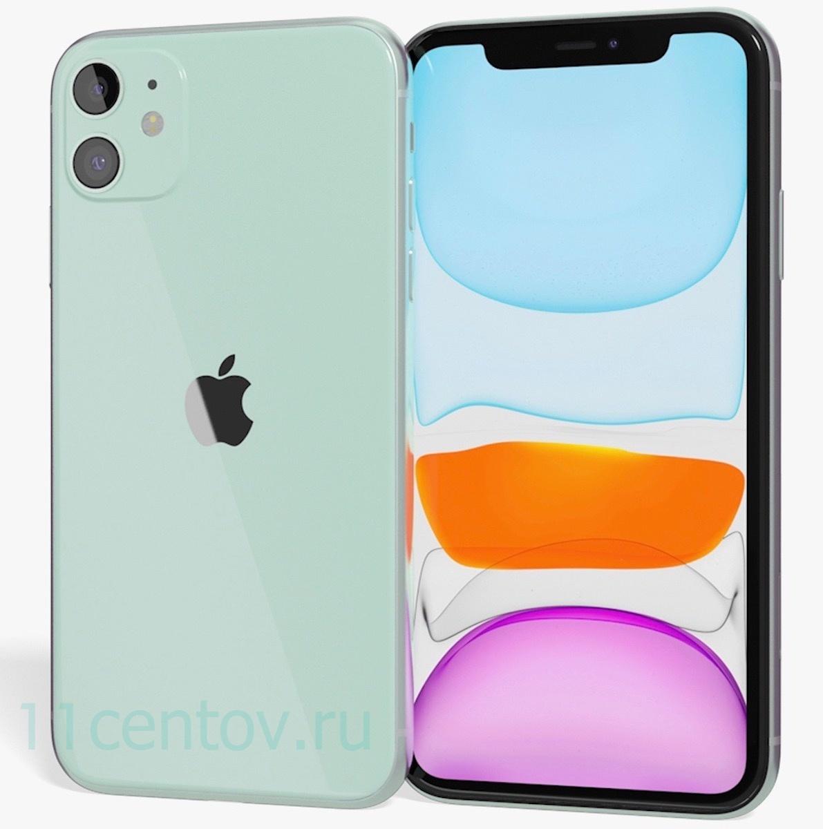 Купить Apple iPhone 11 64gb Зелёный (MHDG3RU/A) в интернет-магазине электроники «11 Центов»