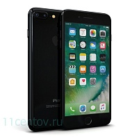 Смартфон Apple iPhone 7 32Gb Jet Black MQTX2RU/A (черный оникс)