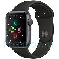 Apple Watch S5 40mm (MWV82RU/A) Space Grey Sport Band