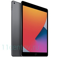 Apple iPad (2020) 128Gb Wi-Fi Space Gray (MYLD2LL/A)