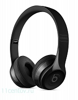 Наушники Beats Solo3 Wireless Gloss Black (MNEN2) Black