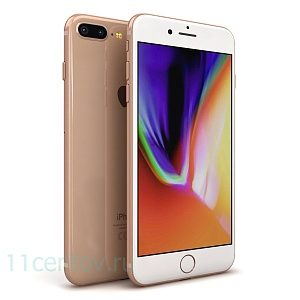Смартфон Apple iPhone 8 Plus 256Gb Gold (золотистый) A1897