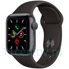 Apple Watch S5 40mm (MWV82) Space Grey Sport Band