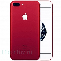 Смартфон Apple iPhone 7 Plus 128Gb (PRODUCT)RED Special Edition (красный) A1784