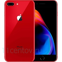Смартфон Apple iPhone 8 Plus 256Gb (PRODUCT)RED Special Edition (красный) A1897