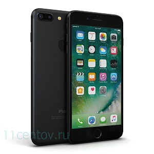 Смартфон Apple iPhone 7 Plus 32Gb Black (черный) A1784