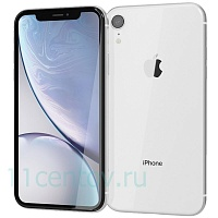 Смартфон Apple iPhone Xr 64Gb (MRY52RU/A) White (белый)