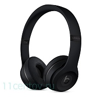 Наушники Beats Solo3 Wireless (MP582) Black Mate