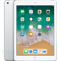 Планшет Apple iPad 9.7 (2018) 128Gb (MR732RU/A) Wi-Fi+Cellular Silver