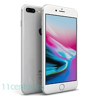 Смартфон Apple iPhone 8 Plus 128Gb (MX252RU/A) Silver (серебристый)