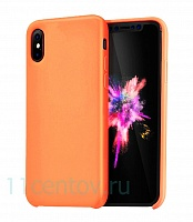 Чехол HOCO для iPhone X  orange