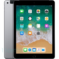 Планшет Apple iPad 9.7 (2018) 32Gb Wi-Fi+Cellular (MR6N2RU/A) Space Gray