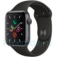Apple Watch S5 44mm (MWVF) Space Grey, Sport Band
