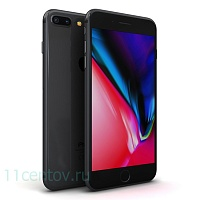 Смартфон Apple iPhone 8 Plus 256Gb Space Gray (серый космос) A1897