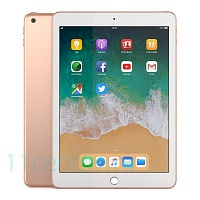 Планшет Apple iPad 9.7 (2018) 128Gb Wi-Fi Gold