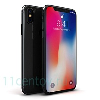 Смартфон Apple iPhone X 64Gb Space Gray (Серый Космос) A1901