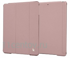 "Чехол Jison Smart Case для Apple iPad 9.7"" (2017/2018)/ Air 2 / Air (Pink)"