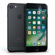 Смартфон Apple iPhone 7 256Gb Black (черный) A1778