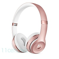 Наушники Beats Solo3 Wireless (MNET2) Rose Gold