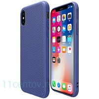 Чехол Nillkin ETON Case для Apple iPhone X (синий)
