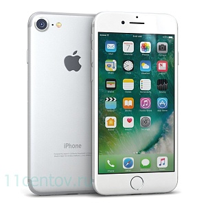 Смартфон Apple iPhone 7 32Gb Silver (Серебристый) A1778