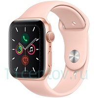 Apple Watch S5 44mm (MWVE) Gold, Sport Band