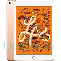 Apple iPad mini 5 Retina 64Gb 2019 Wi-Fi Gold, (MUQY2RU/A)