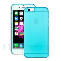 Чехол Ozaki O!coat 0.3 Jelly Blue  для Apple iPhone 6/6s