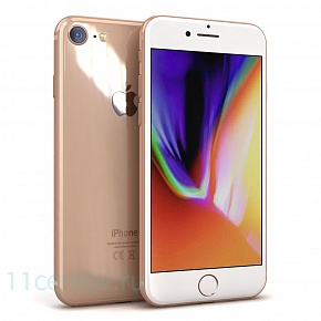 Смартфон Apple iPhone 8 64Gb (MQ6J2RU/A) Gold (золотистый)