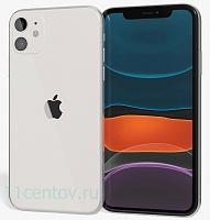 Apple iPhone 11 128gb Белый (MWM22RU/A)
